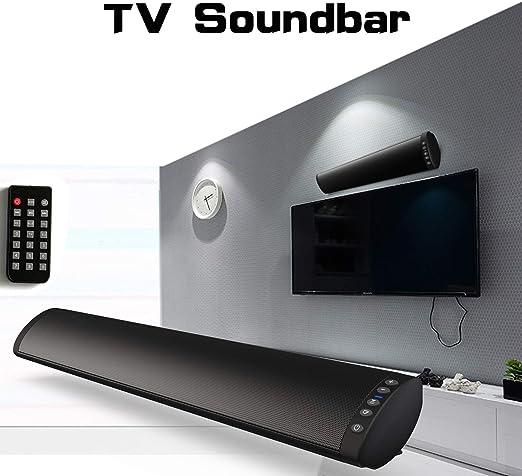 Altavoz Bluetooth Barra De Sonido para TV, Cine En Casa De 360 ...