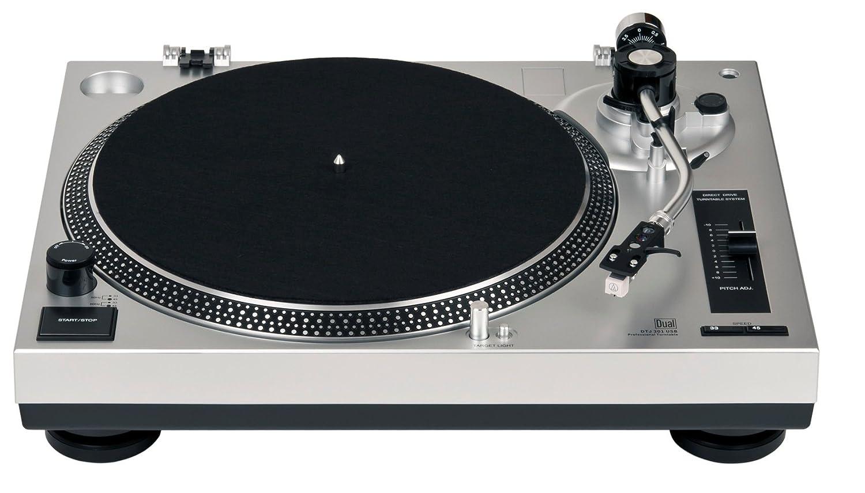 Dual DTJ 301 USB Tocadiscos para DJ (33/45 U/min, control de ...