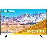 SAMSUNG 55-inch Class Crystal UHD TU-8000 Series - 4K UHD HDR Smart TV with Alexa Built-in (UN55TU8000FXZA, 2020 Model) (Rene