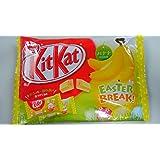Easter Limited Nestle Kit Kat Mini Chocolate Easter Banana Easter Pack Japan 12bars