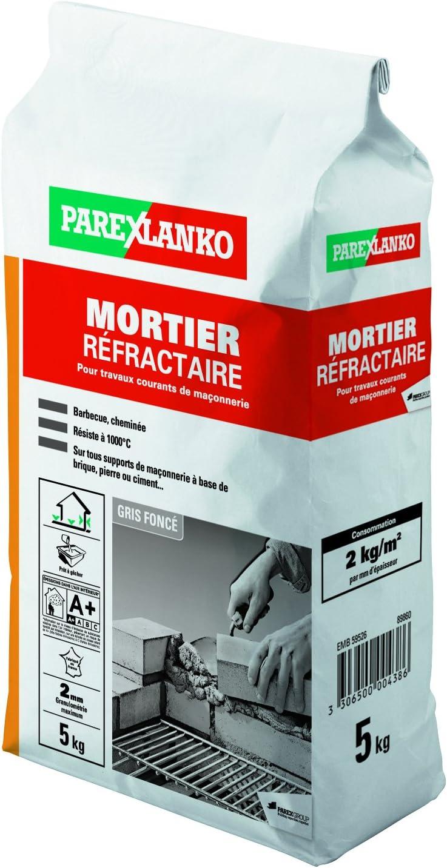 ParexGroup LA2874-2874 refractarios mortero 2,5 kg