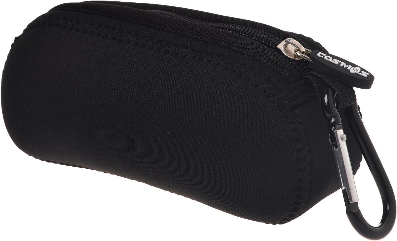 Cosmos Black Color Neoprene Travel Power Supply Case Bag Multi-Function Bag