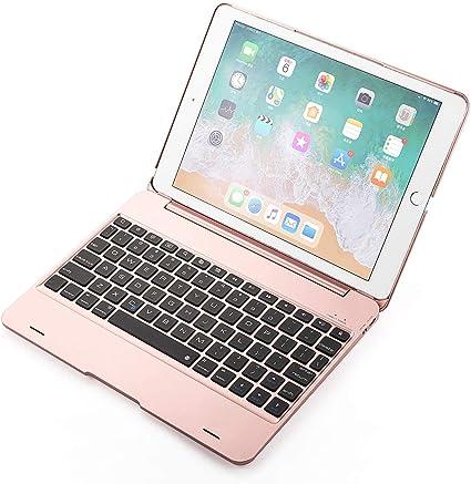 Jennyfly - Funda de teclado para iPad Pro de 9,7 pulgadas ...