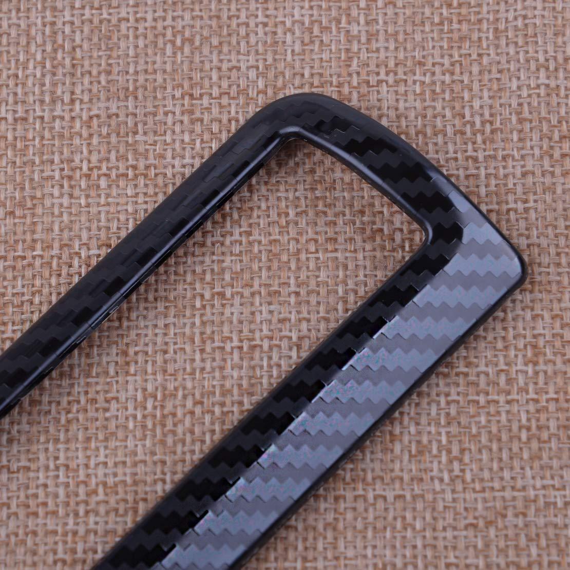 Rahmenabdeckung CITALL Schalter f/ür Scheinwerferschalter Innenverkleidung