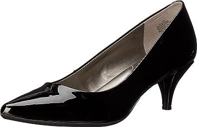 Bandolino Women's Zurina Black Synthetic Shoe