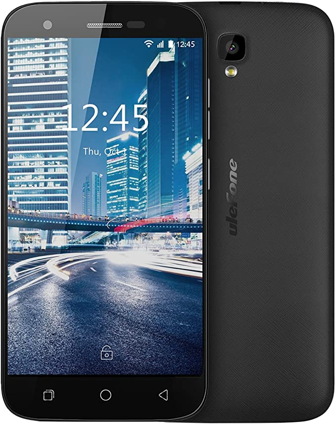 Ulefone U007 Pro Smartphone Libre 4G Inteligente y sólido Teléfono Móvil Libre,5.0