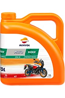 CASTROL POWER 1 20W50 4T 4Litros: Amazon.es: Coche y moto