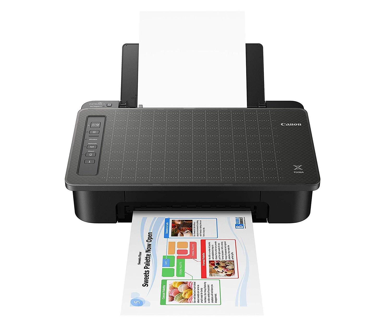 Canon Pixma TS307 Single Function Wireless Inkjet Colour Printer