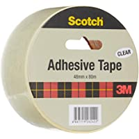 Scotch Packaging Tape, Clear