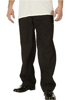 FunCostumes Plus Size Black Pants