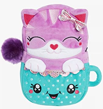 Smiggle Soft Pencil Case - Besties Kitten In A Cup (Pink)  Amazon.co.uk   Office Products 3b58d87e2746b