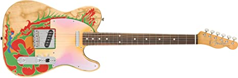 Fender Jimmy Page Tele RW NAT · Guitarra eléctrica: Amazon.es: Instrumentos musicales