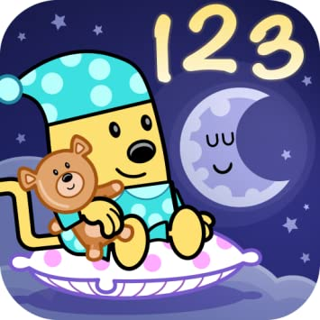 Amazon.com  Good Night Wubbzy Bedtime Counting  Appstore for Android 83aae2d6b