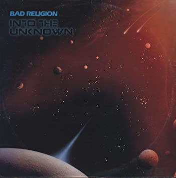 Bad Religion – Into The Unknown