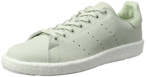 adidas Stan Smith Boost, Zapatillas para Hombre, Verde Linen Green, 42 2/3 EU: Amazon.es: Zapatos y complementos