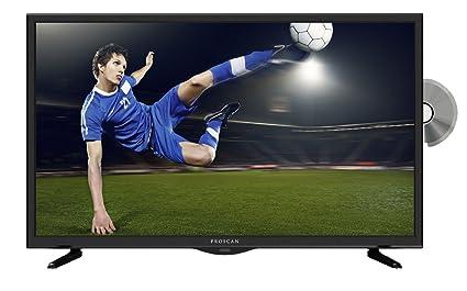 Amazon.com: Proscan PLDV321300 32-Inch 720p 60Hz LED TV-DVD Combo
