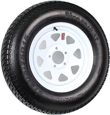 Trailer Tire On Rim