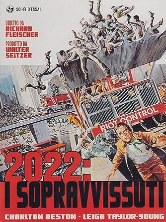 Risultati immagini per 2022 - I Sopravvissuti