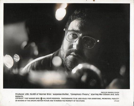 Original Photograph Joel Silver Warner Bros Conspiracy Theory Andrew ... bcb6fd25b