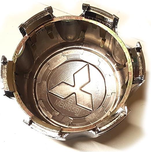 X2 Nabendeckel Für Mitsubishi Shogun Pajero Und L200 Mb816581 Auto