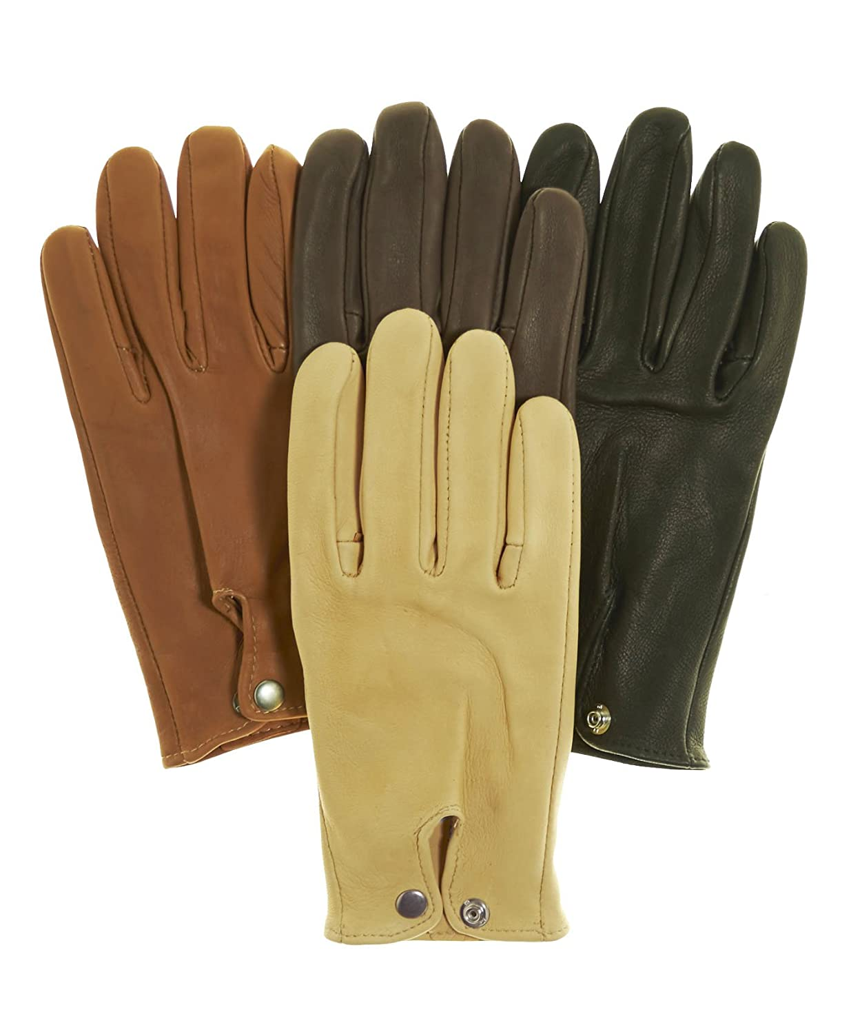 1910s Men's Edwardian Fashion and Clothing Guide  Deerskin Roper Gloves $56.95 AT vintagedancer.com