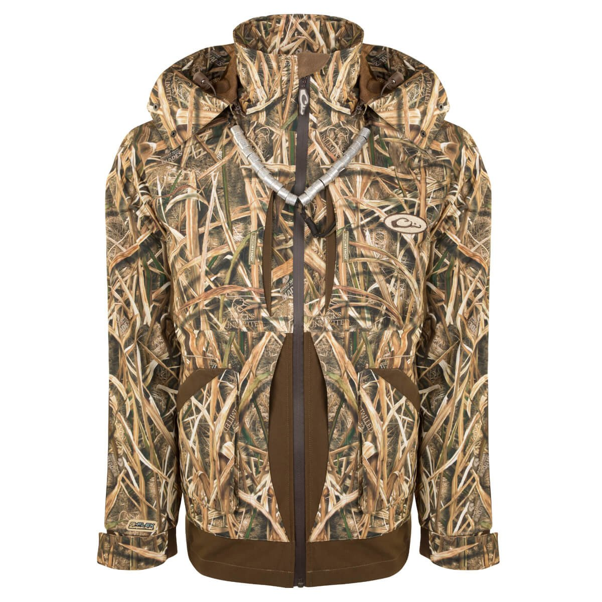 Drake Guardian Flex Full Zip Shell Lining Jacket Blades SML