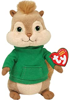 Amazon.com  Ty Beanie Babies Alvin   The Chipmunks Alvin b688ec168b79