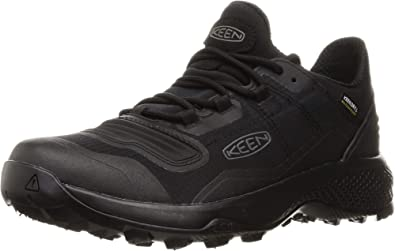 Keen Mens Tempo Flex Waterproof Walking Boots Grey Sports Outdoors Breathable