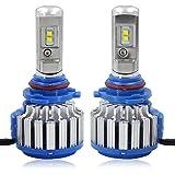 Win Power 9006(HB4) LED Headlight CREE Bulbs Conversion Kits + Canbus (1 Pair)-2 Year Warranty