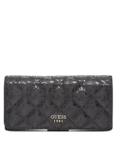 ceeacccc66 GUESS Seraphina SLG File Clutch Black  Amazon.co.uk  Shoes   Bags