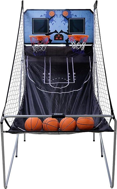 Amazon Com Zeny Foldable Basketball Arcade Game Sport 2 Player