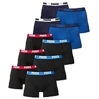 PUMA Herren Boxershorts Unterhosen 521015001 10er Pack