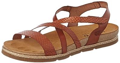7b745d12cc4 Yokono Women s Chipre Vaquetilla Sandals  Amazon.co.uk  Shoes   Bags