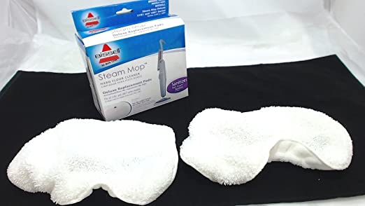 42G3 Bissell Steam Mop Deluxe Replacement Pads