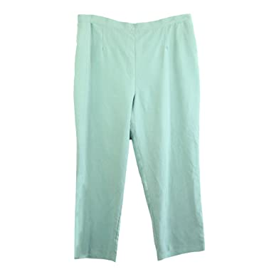 49edb38cf0aa2 Image Unavailable. Image not available for. Color  Alfred Dunner Women s  Plus Moleskin Pull ...