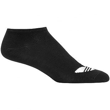 Calcetines adidas - calcetines en forma de trébol negro/blanco negro negro Talla:38