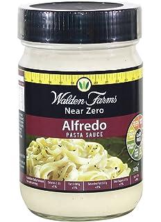 Walden Farms - Salsa Alfredo Para Pastas - 340 g