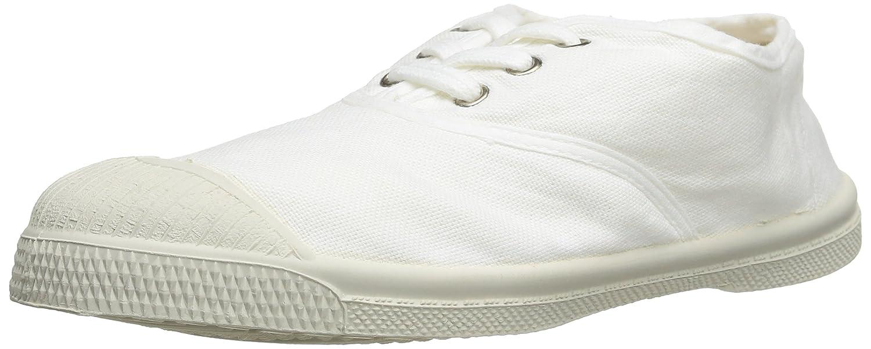 Bensimon Tennis Lacet - Zapatillas unisex, color blanc 101, talla 32