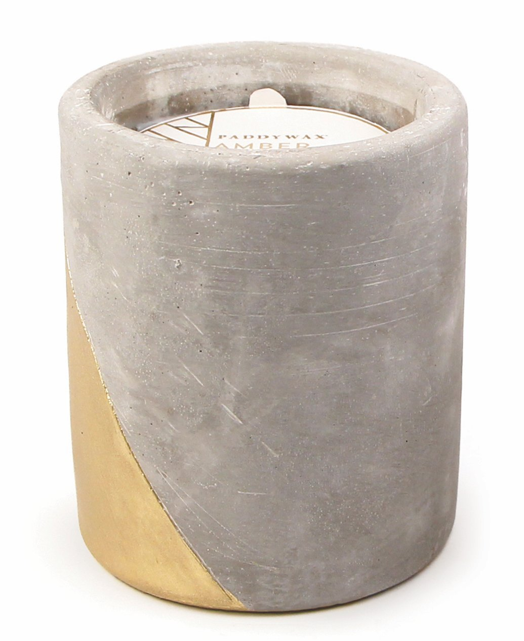 Paddywax Urban Collection Scented Candle, 12-Ounce, Amber + Smoke