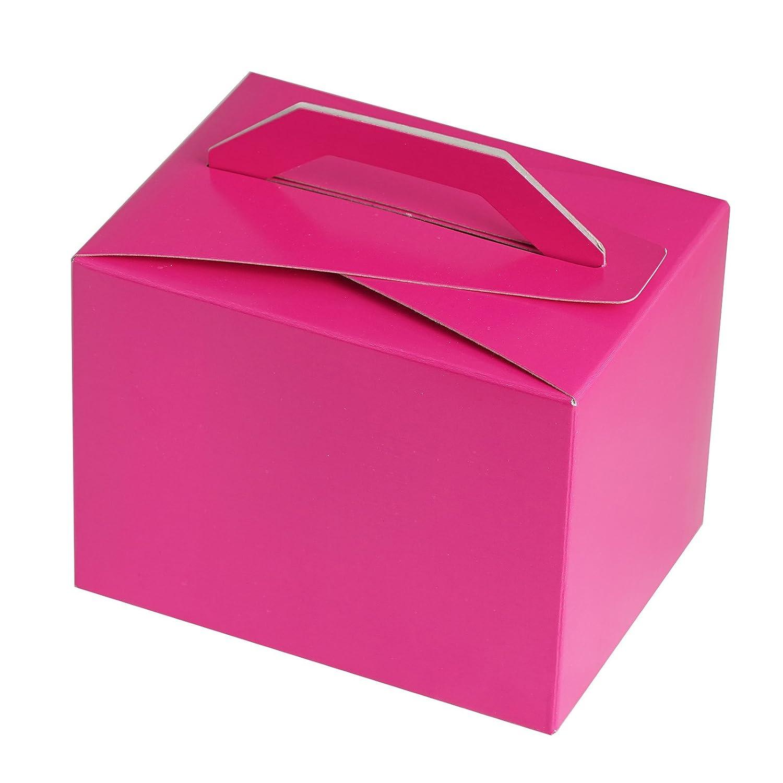Amazon.com: BalsaCircle 100 Sage Green Wedding Favors Tote Boxes ...