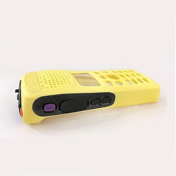 Red Full Keypad Replacement Housing Case Kit For MOTOROLA XTS2500 XTS2500I Radio