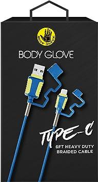 Review Body Glove BDY-TC-6FT-BLU Type