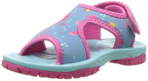 Boys Sandals Northside Black Blue Summer Water Shoes Size 2 A Great Variety Of Goods Unisex Shoes