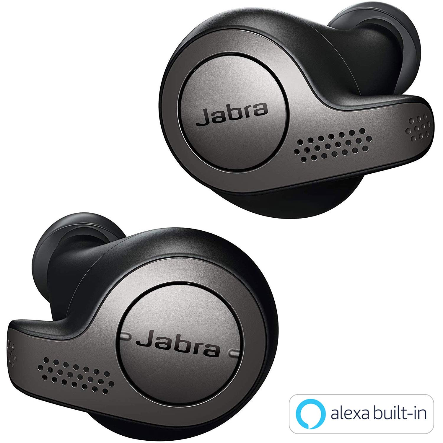 Jabra Elite 65t Alexa Enabled True Wireless Earbuds with