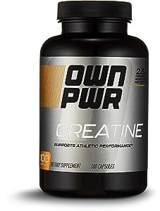 OwnPWR Creatine Pills