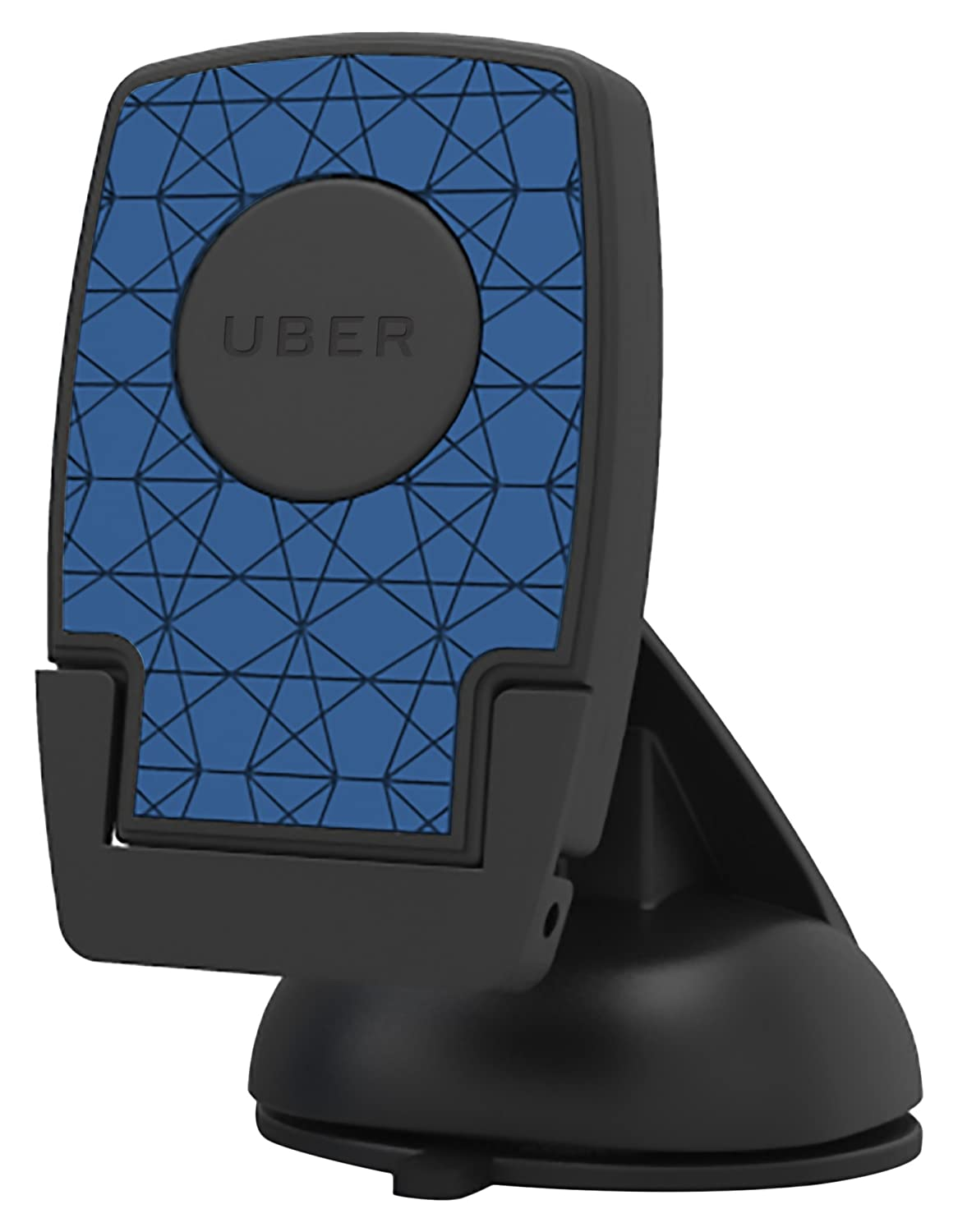 Uber by Bracketron Dash Window Magnet Car Mount Phone Holder Hands Free Law Compatible with iPhone X 8 Plus 7 SE 6s 6 5s 5 Samsung Galaxy S9 S8 S7 S6 S5 Note Google Pixel 2 XL LG Nexus Sony UB1-668-2