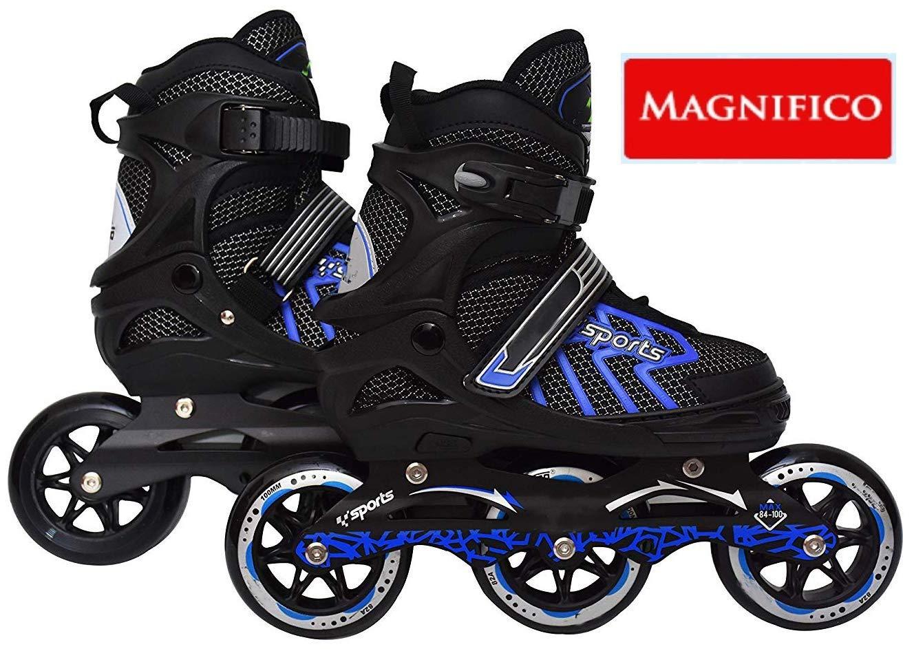 Buy MAGNIFICO 3 Wheel In-Line Skating