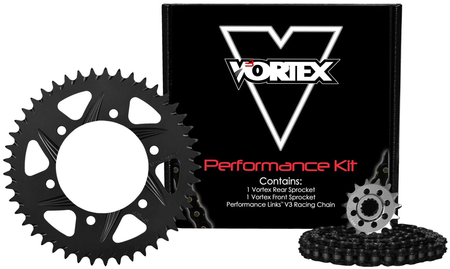 Vortex CK6312 Racing Sprocket Kit