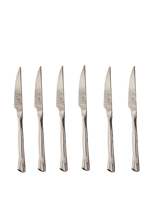 Martin Berasategui Set 6 Cuchillos Chuleteros
