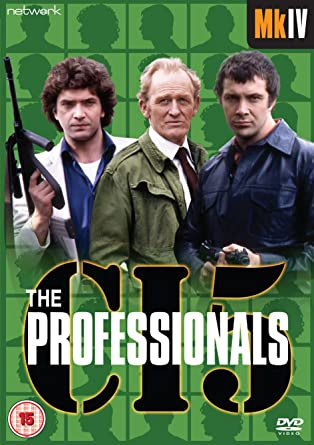 Image result for The Professionals